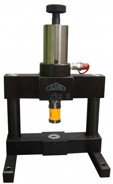 UPHF-120 Puntzonagailu hidraulikoa