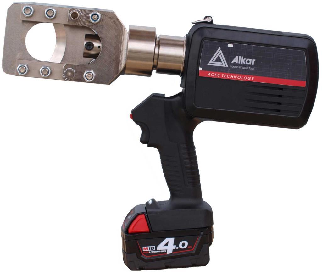 ACCB-55 Battery hydraulic cutting tool