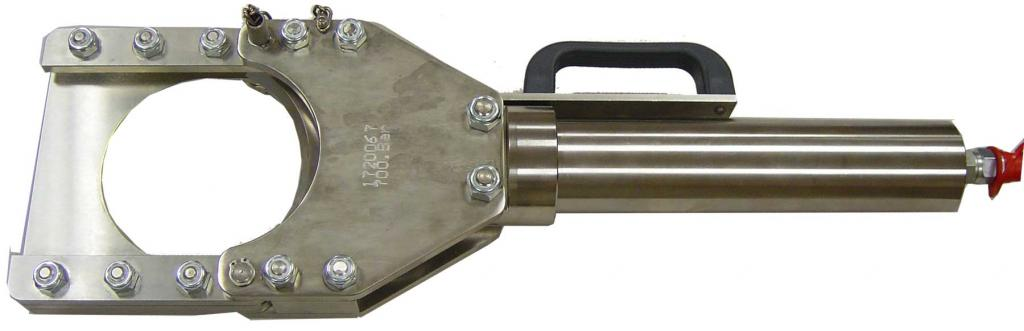 HCC-120 Cable cutter head