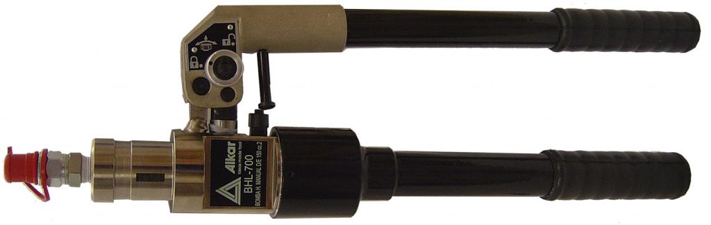 BHL-700. Bomba hidrauliko arina