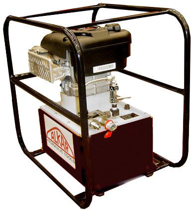 BHG-700/6. Petrol hydraulic pump