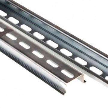 DIN rail cutting devices