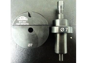 Listado repuestos y accesorios punzones UPHT